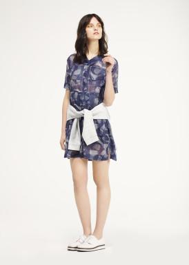 <p><span>Orchard</span> printed Cotton silk tunic Dress</p><p><span>Jenna</span> Round neck sweatshirt in marble fleece</p><p><span>Parade</span> Laced Derby style sneaker</p> thumbnail
